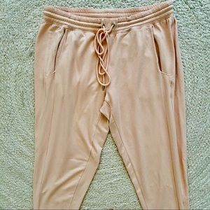 Free People Pants & Jumpsuits - Make Offer Free People Movement Pink Power Joggers